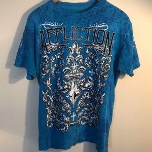 Affliction T-shirt   Men's Shirt